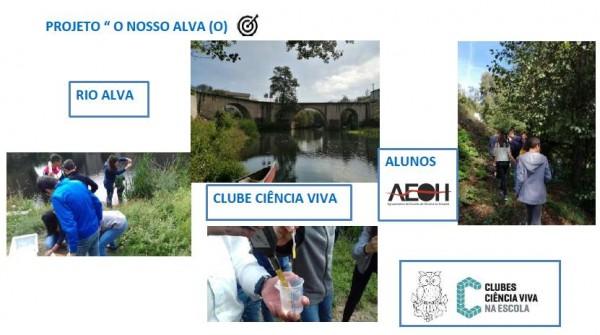 Encontro da Rede de Clubes Ciência Viva na Escola - Ano letivo 2019/2020