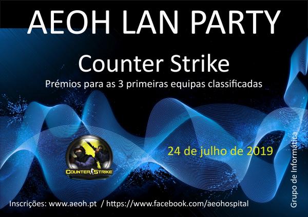 LAN Party na Expoh
